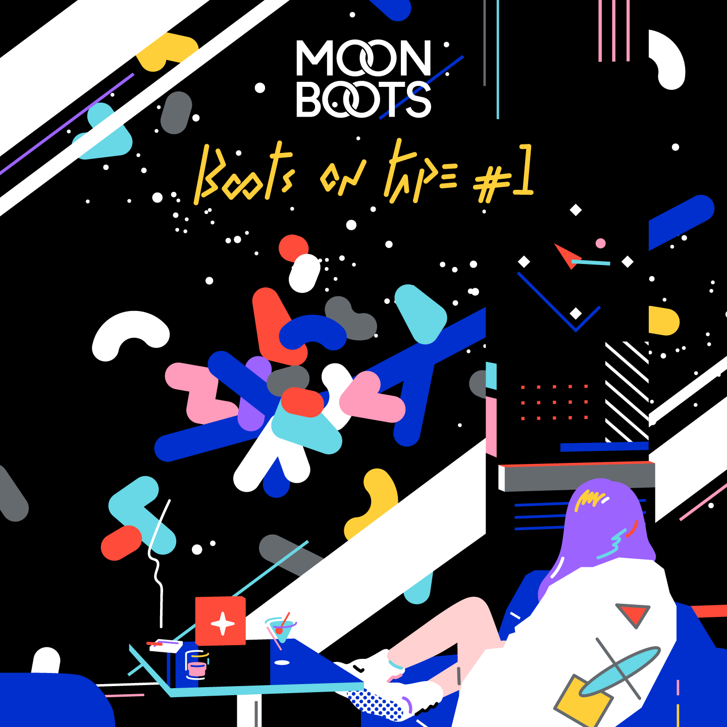 Moon Boots – Boots on Tape #1
